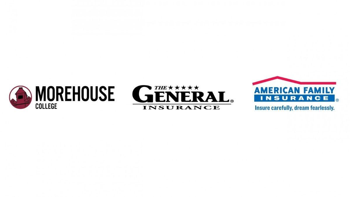 Logos - The General - Morehouse College - AmFam partnership