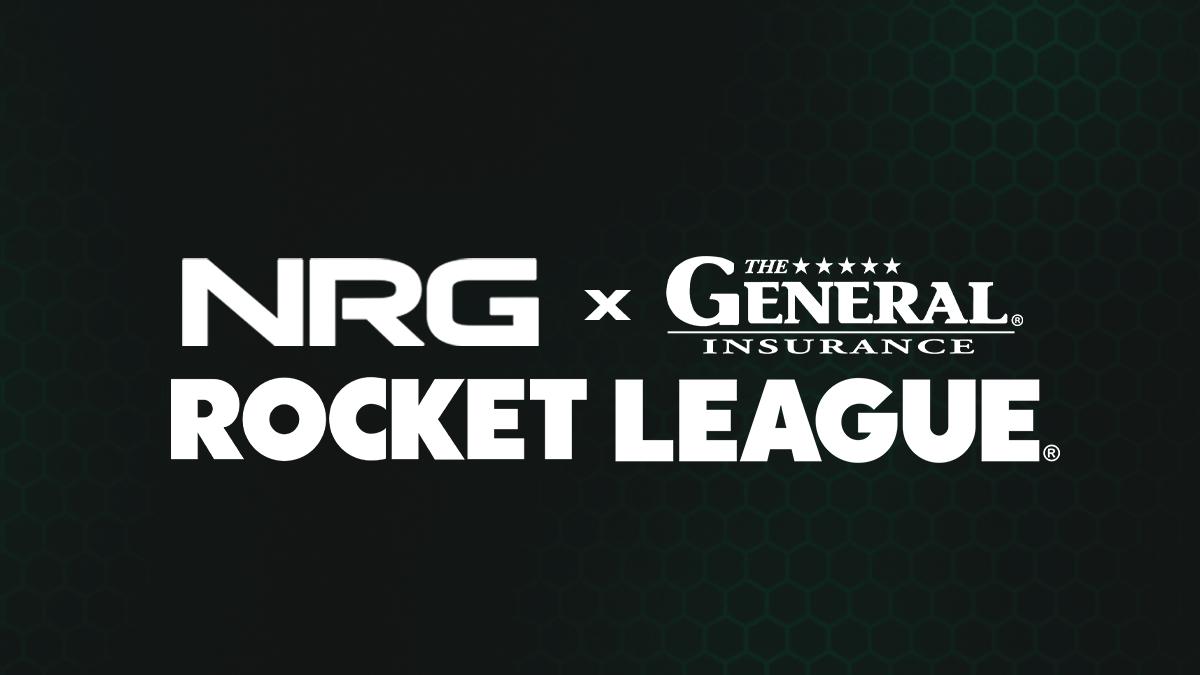 The General NRG Rocket League Logos