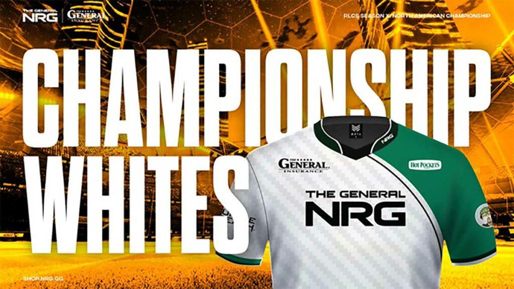 The General NRG Championship Whites